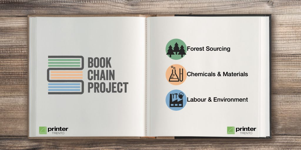 Bookchain project image
